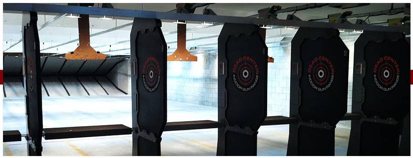 Dead Center Indoor Gun Range